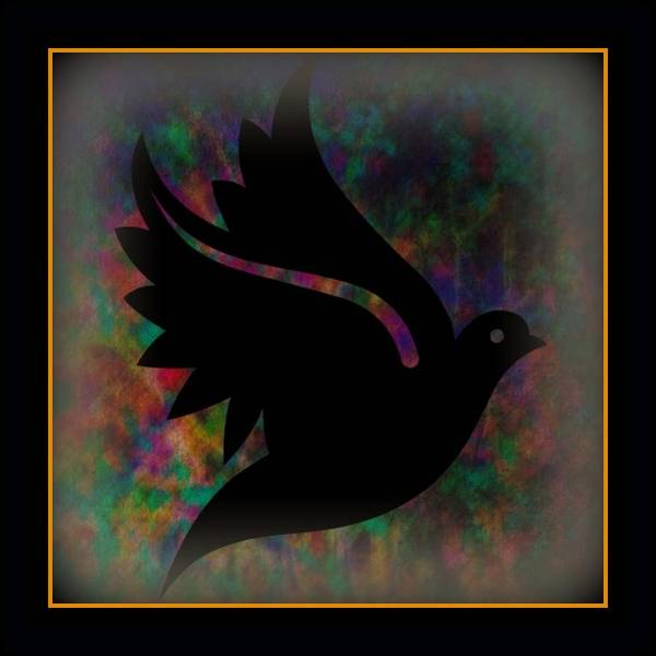 Peace Poster featuring the mixed media Peace Series Xii by Wendie Busig-Kohn