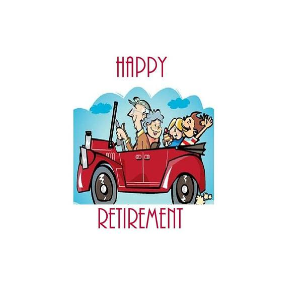 Retire Poster featuring the digital art Retirement And Grandkids by Florene Welebny