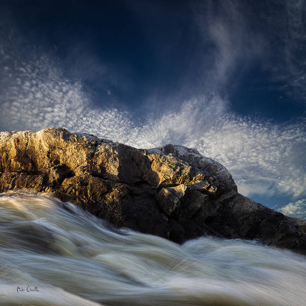 Landscape Poster featuring the photograph Spring Thaw by Bob Orsillo