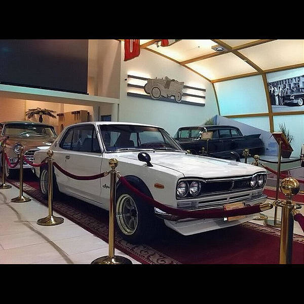 Jdm Poster featuring the photograph #truelove #nissan #skyline #gtr #jdm by Cooper Naitove