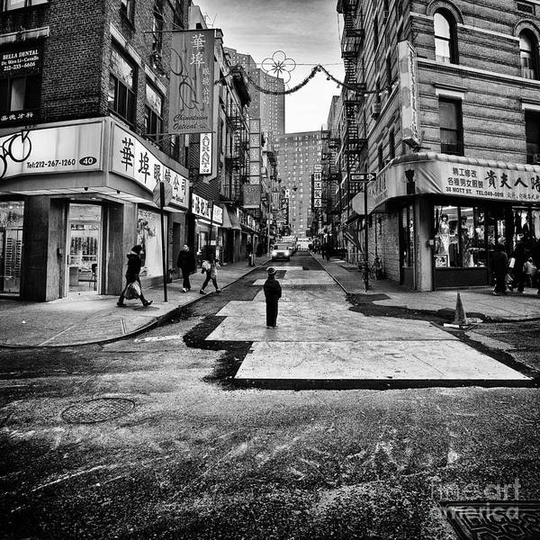 New York Photographs Poster featuring the photograph I Stand Witness by John Farnan