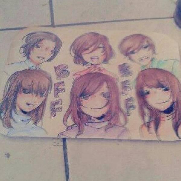 Mading Picture Bulan Bahasa Anime Poster By Meidita Larastrini