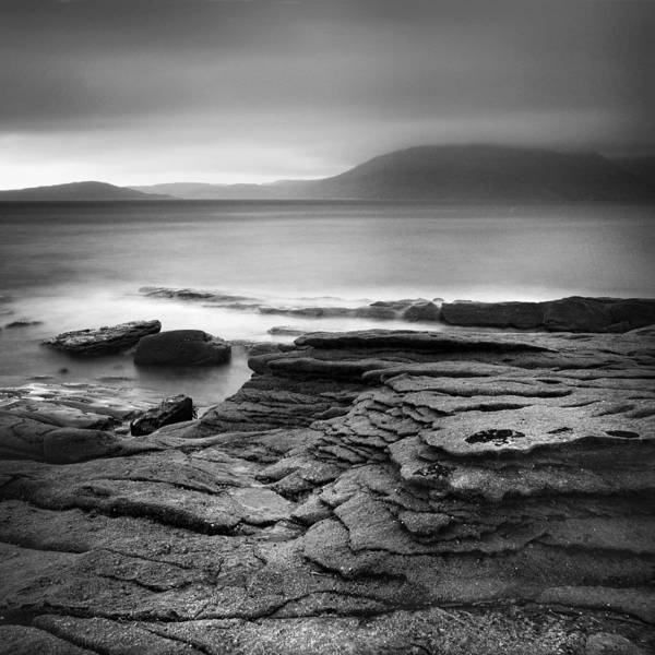 Scotland Poster featuring the photograph Scotland Elgol II by Nina Papiorek