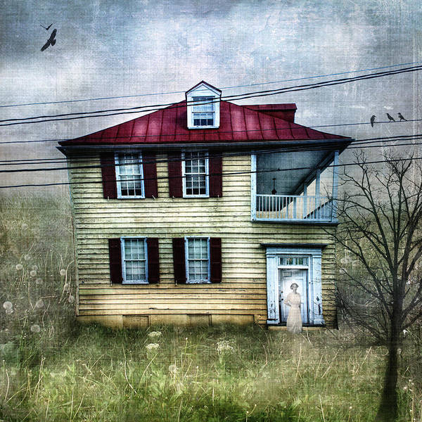 Lkg Photography Poster featuring the photograph She Waits by Laura George