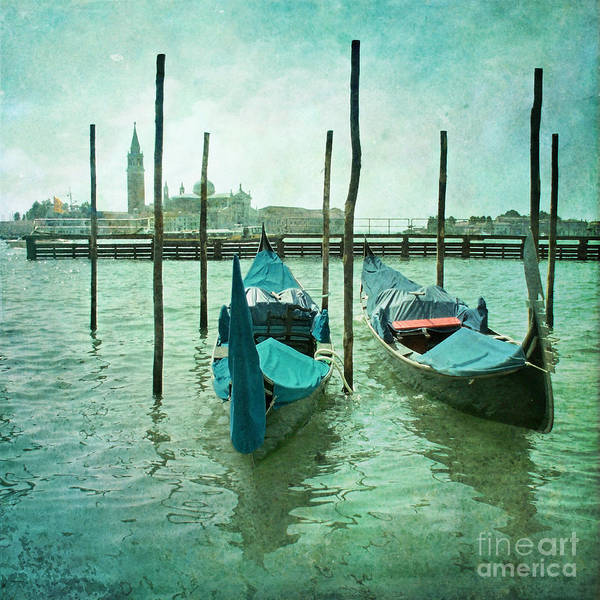 Venice Poster featuring the photograph Venice by Paul Grand
