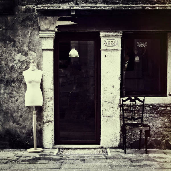 Mannequin Poster featuring the photograph Mannequin by Joana Kruse