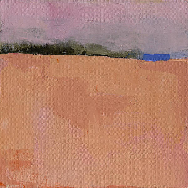 Contemporary Landscape Poster featuring the painting A Brand New Day by Jacquie Gouveia
