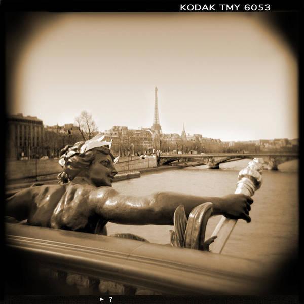 Paris Poster featuring the photograph A Walk Through Paris 7 by Mike McGlothlen