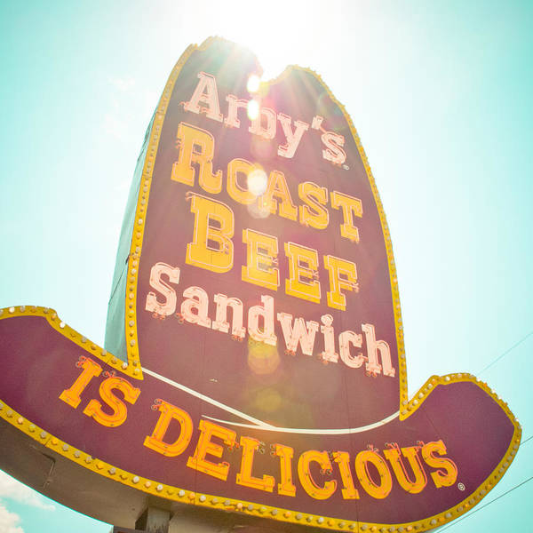 Oklahoma Poster featuring the photograph Arby's by David Waldo
