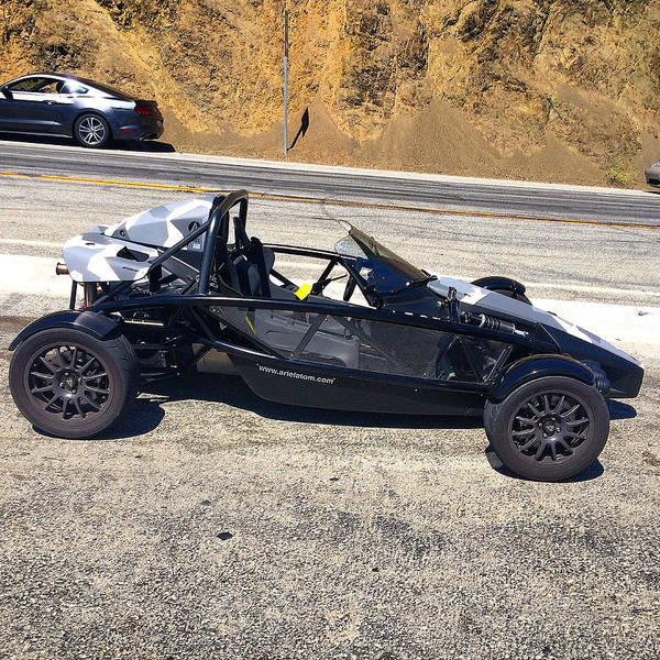 Ariel Atom Poster featuring the photograph Ariel Atom by MAG Autosport