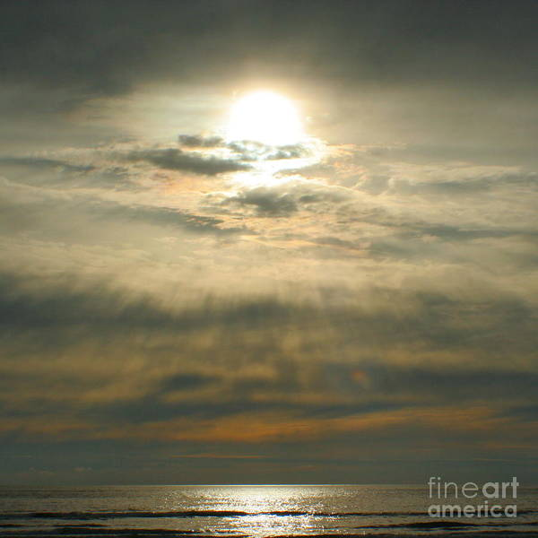 Sun Poster featuring the photograph Believe by Idaho Scenic Images Linda Lantzy