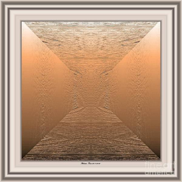 Abstract Art Paintings Poster featuring the photograph Demetra.org by Fabrizio Terzi