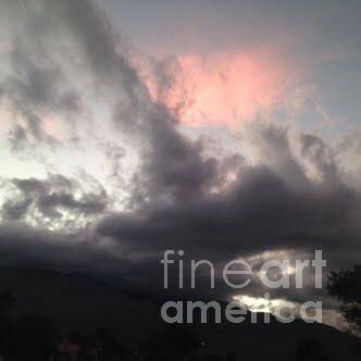 Emoji Sunset Poster featuring the photograph I Love U by Austin Furrh