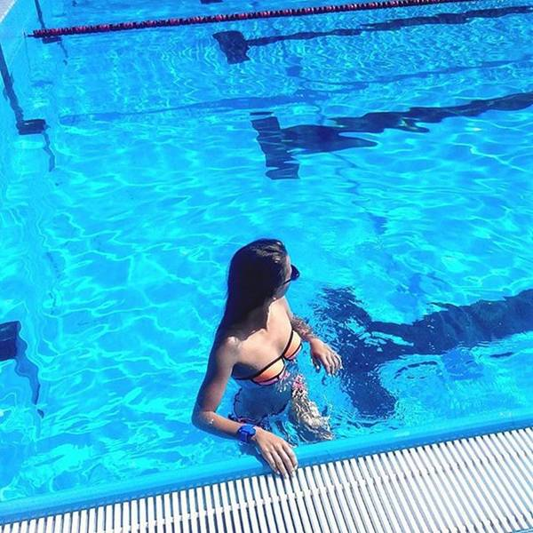 #pool #poolparty #naked #swimming Poster