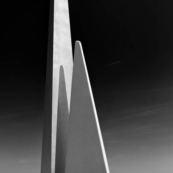 Monument Poster featuring the photograph Space Port by Dave Bowman