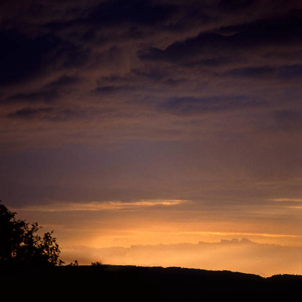 Landscape Poster featuring the photograph Sunset 3 by Lee Santa