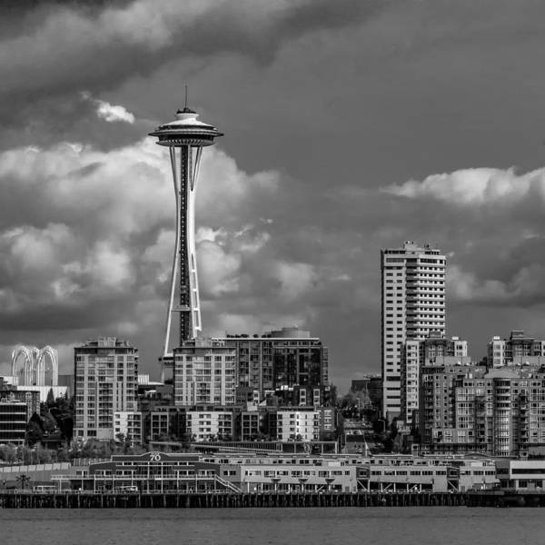 Space Poster featuring the photograph The Needle by Jayme Spoolstra