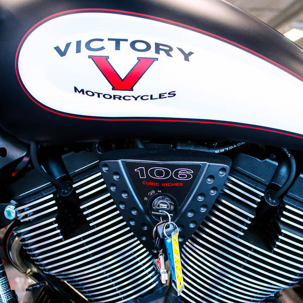 Victory Poster featuring the photograph Victory Red Sq by Rospotte Photography