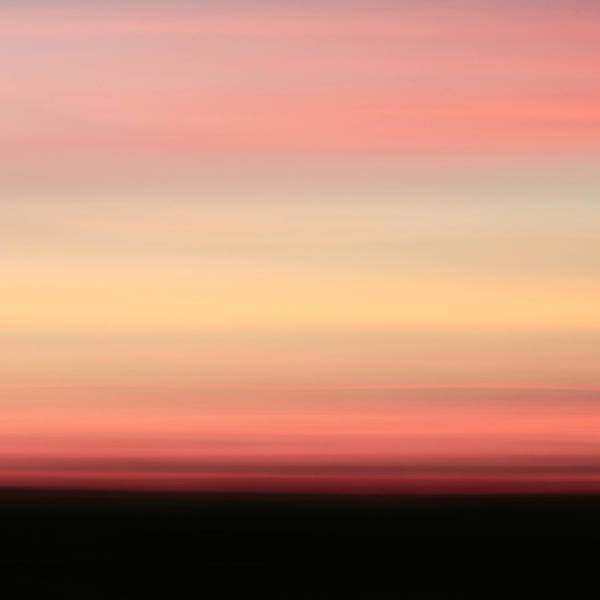 Abstract Poster featuring the photograph Blush by Laura Fasulo
