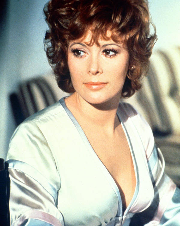 Diamonds Are Forever Poster featuring the photograph Jill St. John In Diamonds Are Forever by Silver Screen