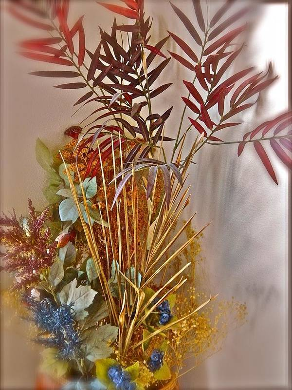 Still Life Photo Poster featuring the photograph Remnants Of Summer by Randy Rosenberger