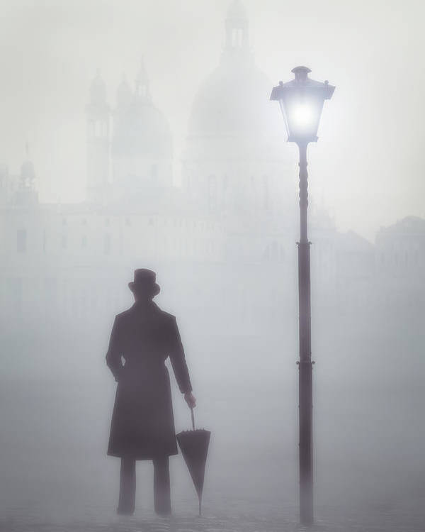Man Poster featuring the photograph Victorian Man by Joana Kruse