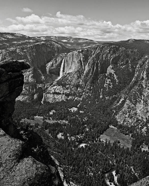 Yosemite National Park Poster featuring the photograph Yosemite National Park by RicardMN Photography
