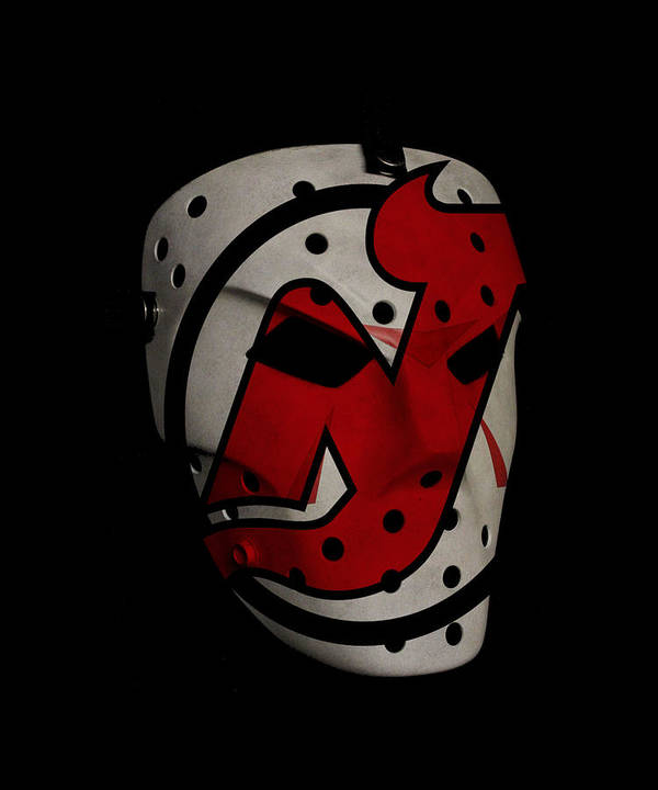 new jersey devils poster