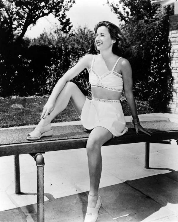 Vintage Art Poster Silver Screen Actress Barbara Stanwyck A4 A3 A2 A1