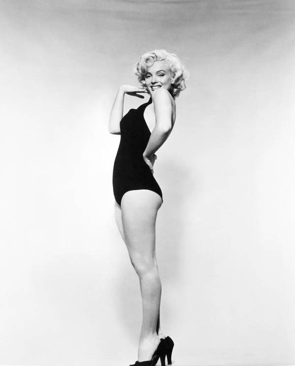 20th Century Poster featuring the photograph Marilyn Monroe by Granger