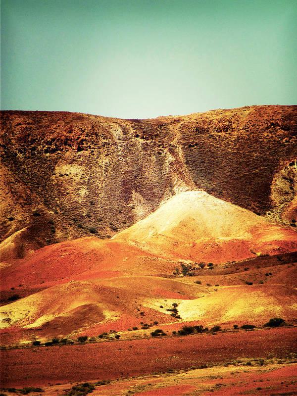 Desert Poster featuring the photograph Desert by Girish J