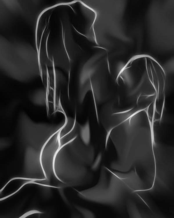 White naked ladies ecstasy