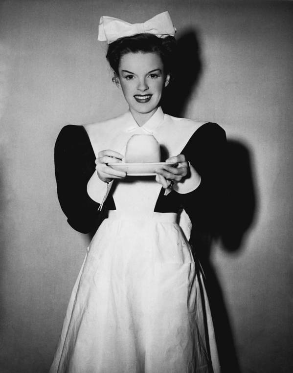 classic Poster featuring the photograph Judy Garland by Retro Images Archive