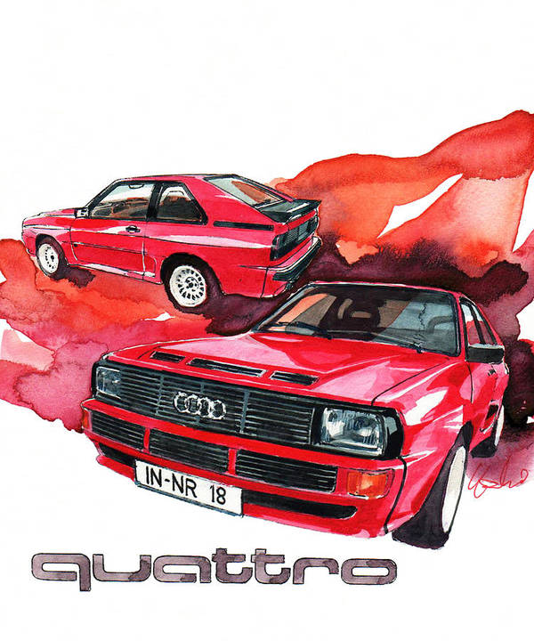 This Is What Life Is Like With An Audi Sport Quattro In
