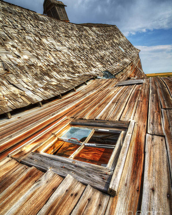Barn Poster featuring the photograph Beauty Of Barns 6 by Bob Christopher