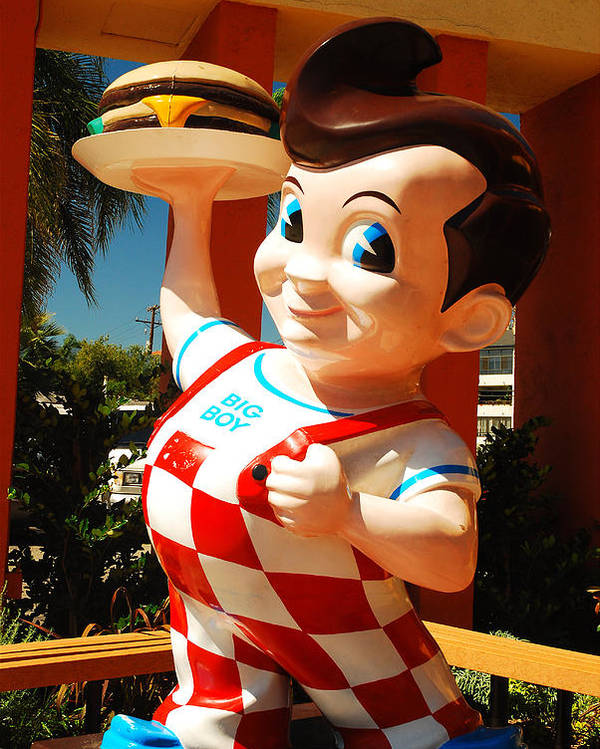Bob's Big Boy by James Kirkikis