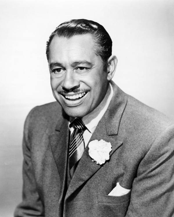 Cab Calloway Poster featuring the photograph Cab Calloway by Silver Screen