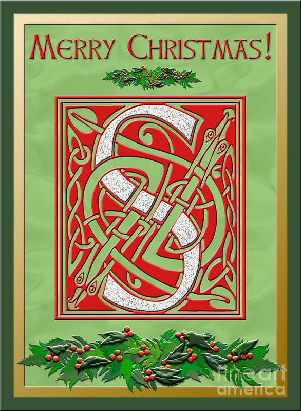 Celtic Christmas.Celtic Christmas S Initial Poster
