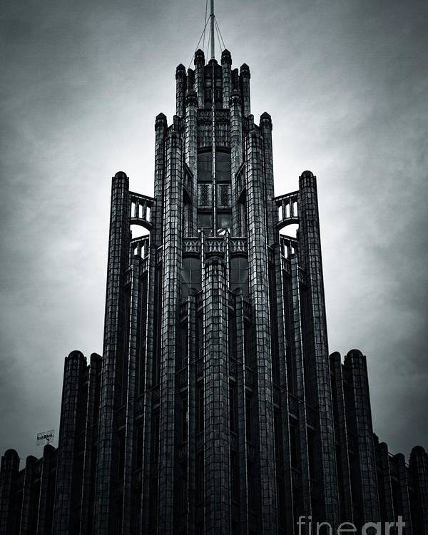 Manchester Poster featuring the photograph Dark Grandeur by Andrew Paranavitana