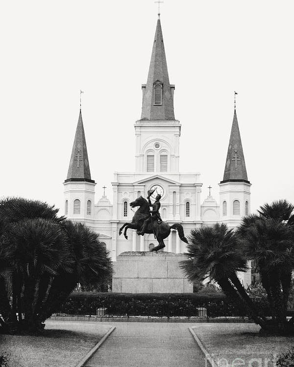 New Orleans Poster featuring the photograph Heart and Soul of New Orleans by Kim Fearheiley