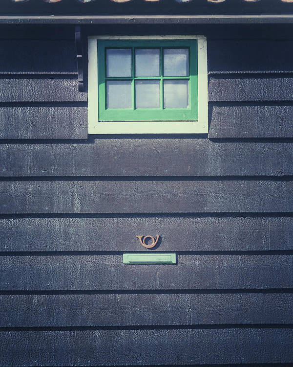 House Poster featuring the photograph Letter Box by Joana Kruse