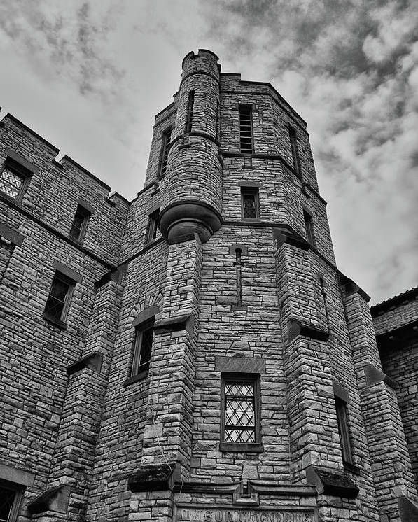 Appleton Poster featuring the photograph Museum At The Castle 8301 by Guy Whiteley
