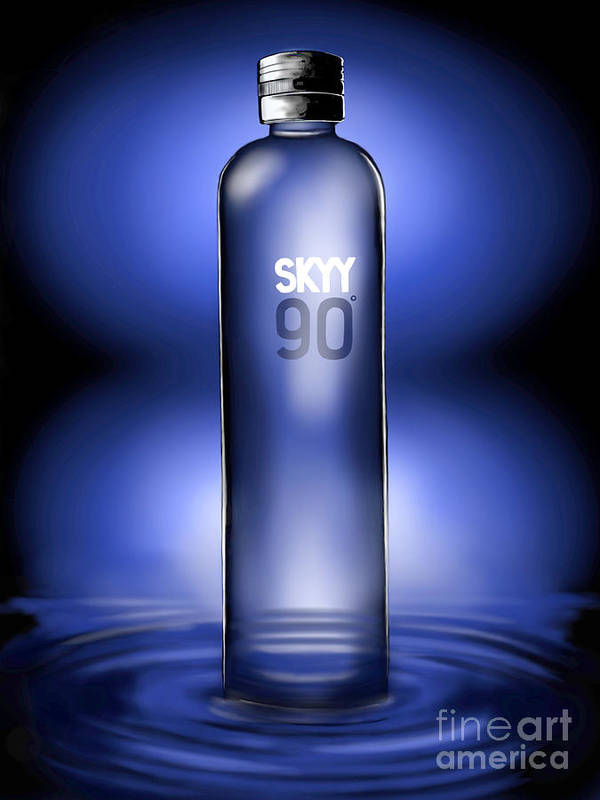 skyy vodka iphone
