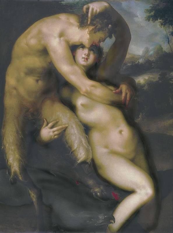 Vertical Poster featuring the photograph Spranger, Bartholomaeus 1546-1611 by Everett