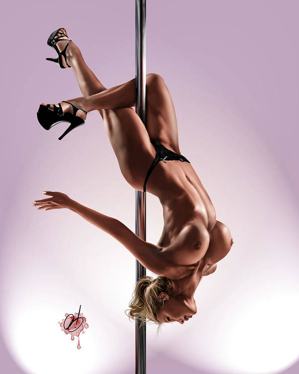 Pole fitness studio pole dancing is great for fitness and fun
