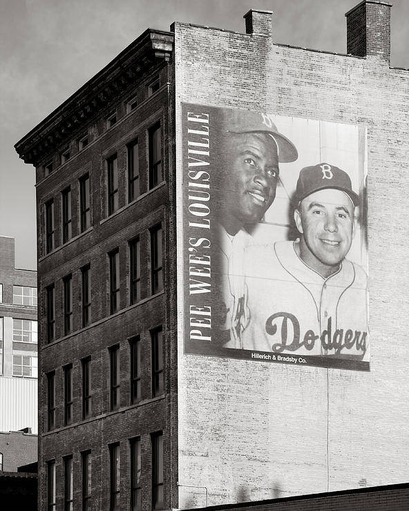 Baseball Poster featuring the photograph Those Were The Days by Steven Ainsworth
