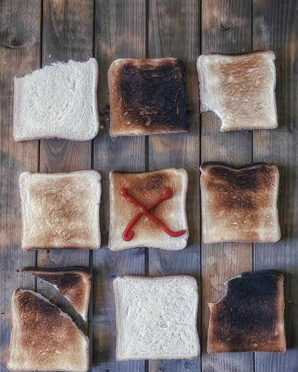 Toast Poster featuring the photograph Toast by Joana Kruse