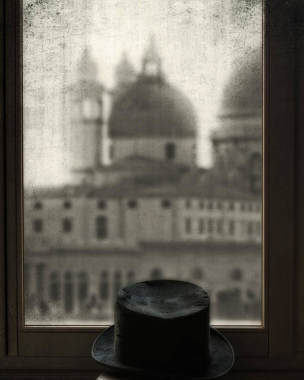 Top Hat Poster featuring the photograph Top Hat by Joana Kruse