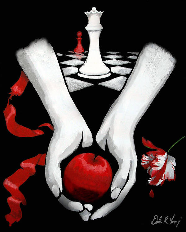 Twilight Poster featuring the painting Twilight Saga by Dale Loos Jr