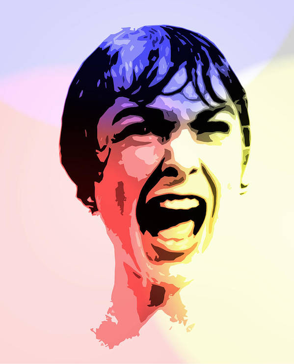 Norman Bates Motel Psycho Hitchkock Alfred Woman Girl Female Shower Poster featuring the painting Welcome To Bates Motel by Steve K